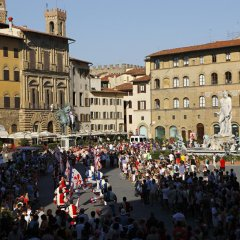 Отель Relais Piazza Signoria Студия Делюкс фото 9