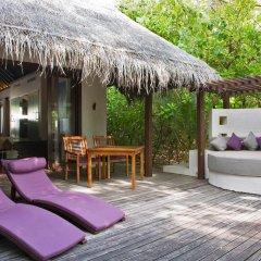 Отель Coco Bodu Hithi 5* Вилла разные типы кроватей фото 9