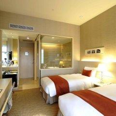 Hotel Riverview Taipei 4* Стандартный номер с различными типами кроватей фото 5