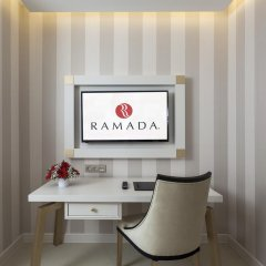 Ramada Hotel & Suites Istanbul Sisli удобства в номере фото 2