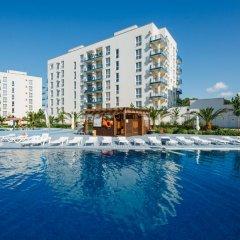 Апарт-отель Имеретинский —Прибрежный квартал Сочи бассейн
