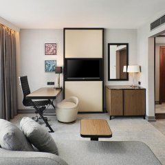 Отель InterContinental Sofia 5* Стандартный номер разные типы кроватей фото 2