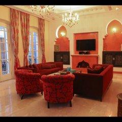 Отель Dar Souran Марокко, Танжер - отзывы, цены и фото номеров - забронировать отель Dar Souran онлайн интерьер отеля фото 3