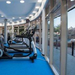 Отель Danat Al Ain Resort ОАЭ, Эль-Айн - отзывы, цены и фото номеров - забронировать отель Danat Al Ain Resort онлайн фитнесс-зал фото 2