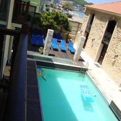 Отель Creta Seafront Residences 2* Улучшенный номер с различными типами кроватей фото 16