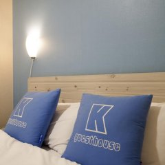 Отель K-guesthouse Sinchon 2 2* Номер категории Эконом с различными типами кроватей фото 4