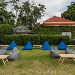 Отель Chaba Cabana Beach Resort фитнесс-зал фото 3