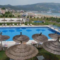 Отель Europa Grand Resort бассейн фото 3