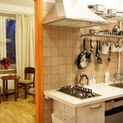 Отель Koro de Varsovio- Solidarnosci 101 в номере фото 2
