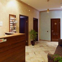 Grand Hostel Lviv интерьер отеля
