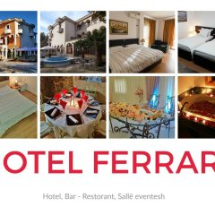 Отель ferrari Албания, Тирана - отзывы, цены и фото номеров - забронировать отель ferrari онлайн питание фото 2