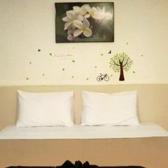 Phuthara Hostel Номер Делюкс с различными типами кроватей фото 17