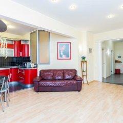 Апартаменты Белрент Минск комната для гостей фото 4
