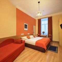 Отель Golden City 3* Апартаменты с различными типами кроватей фото 2