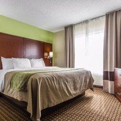 Отель Comfort Inn At Carowinds 3* Стандартный номер фото 4