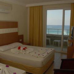Sunstar Beach Hotel 4* Стандартный номер с различными типами кроватей фото 2