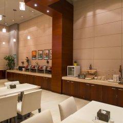 Отель Jinjiang Inn Xi'an Mingguang Road питание