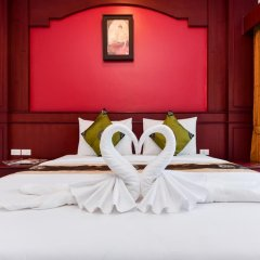 Отель Art Mansion Patong 3* Улучшенный номер с двуспальной кроватью фото 11