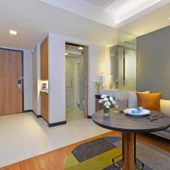 Отель Citadines Sukhumvit 11 Bangkok 4* Представительская студия с различными типами кроватей