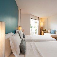Отель Ramada by Wyndham Phuket Southsea 4* Номер Премиум двуспальная кровать фото 3