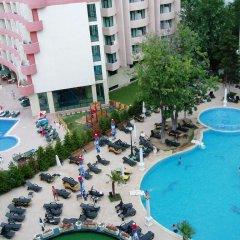 Отель Planeta Studio Болгария, Солнечный берег - отзывы, цены и фото номеров - забронировать отель Planeta Studio онлайн бассейн