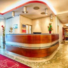 Leonardo Hotel München City West интерьер отеля