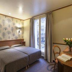 Hotel de Saint-Germain 2* Стандартный номер с двуспальной кроватью