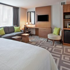 Отель Hilton Garden Inn New York/Central Park South-Midtown West 3* Полулюкс с различными типами кроватей фото 7