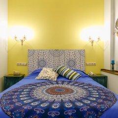 Мини-отель Богемия 3* Улучшенный номер двуспальная кровать