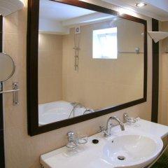 Гостиница Голубая Лагуна Студия с двуспальной кроватью фото 7