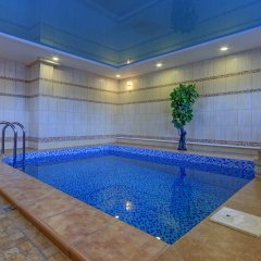 Гостиница Resident Almaty Алматы бассейн фото 2