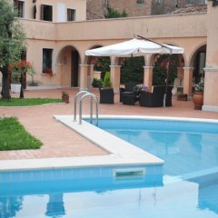 Отель Villa Angela Prestige Park бассейн фото 2