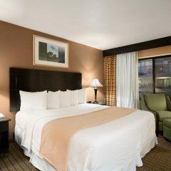 Отель Days Inn by Wyndham Hollywood Near Universal Studios Стандартный номер с различными типами кроватей фото 8