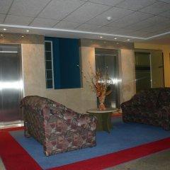Hotel Olimpo Арнуэро интерьер отеля