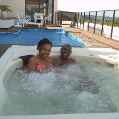 Отель Atlantic Guest House бассейн