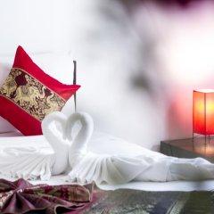Отель Silver Resortel Стандартный номер с двуспальной кроватью фото 11