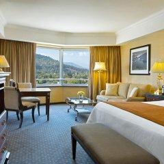 Sheraton Santiago Hotel and Convention Center 5* Номер Делюкс с различными типами кроватей