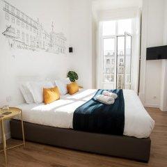 Отель Lisbon Check-In Guesthouse 3* Люкс с различными типами кроватей фото 5