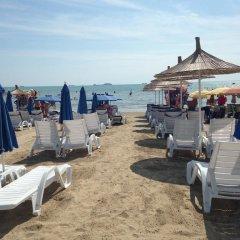 Hotel Vila Anna Дуррес пляж