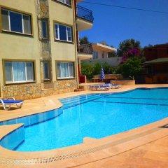 Apart Villa Asoa Kalkan Турция, Патара - отзывы, цены и фото номеров - забронировать отель Apart Villa Asoa Kalkan онлайн бассейн