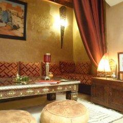 Отель Riad Lapis-lazuli Марракеш интерьер отеля фото 2