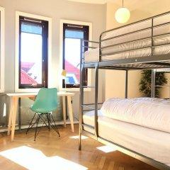 Отель Marken Guesthouse Берген комната для гостей фото 2