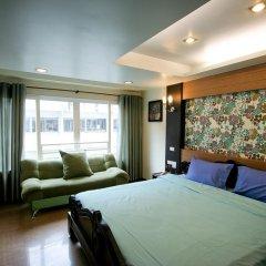 Отель Sabai Sabai @ Sukhumvit 3* Номер Делюкс фото 14