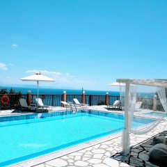 Отель Villa Nestoras бассейн фото 2