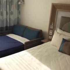 Novotel Paris Nord Expo Aulnay Hotel 4* Улучшенный номер с различными типами кроватей фото 3