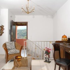 Отель Villa Mare e Monti Греция, Корфу - отзывы, цены и фото номеров - забронировать отель Villa Mare e Monti онлайн комната для гостей фото 3