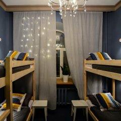 Hotel & Hostel Vstrechi na Arbate Номер с общей ванной комнатой с различными типами кроватей (общая ванная комната) фото 6