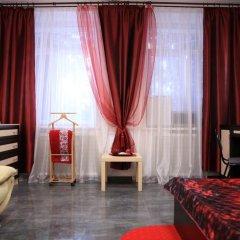 Отель Home Slava White Улучшенный номер фото 2