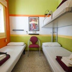 Хостел Albergue Studio Стандартный номер с различными типами кроватей