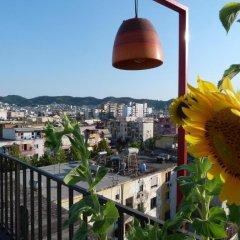 Отель Hostel Albania Албания, Тирана - отзывы, цены и фото номеров - забронировать отель Hostel Albania онлайн балкон